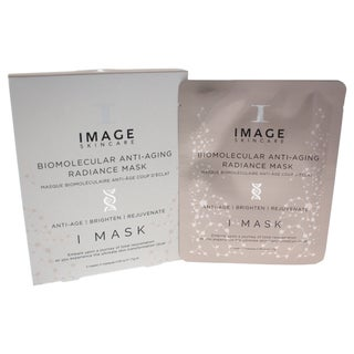 Image I Mask Biomolecular 0.59-ounce Anti-Aging Radiance Mask (Pack of 5)