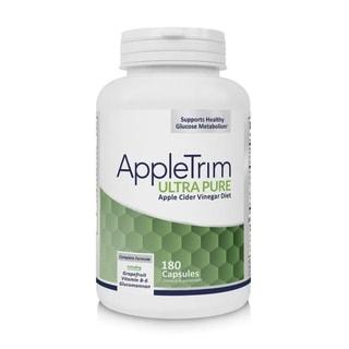 Appletrim Ultra Pure Apple Cider Vinegar Diet (180 Capsules)