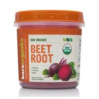 BareOrganics 8-ounce Beet Root Powder Raw Organic