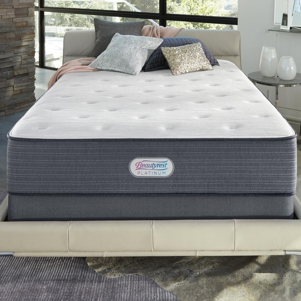 Simmons Beautyrest Beautyrest Platinum Jaycrest 13-inch Plush Mattress (Full)