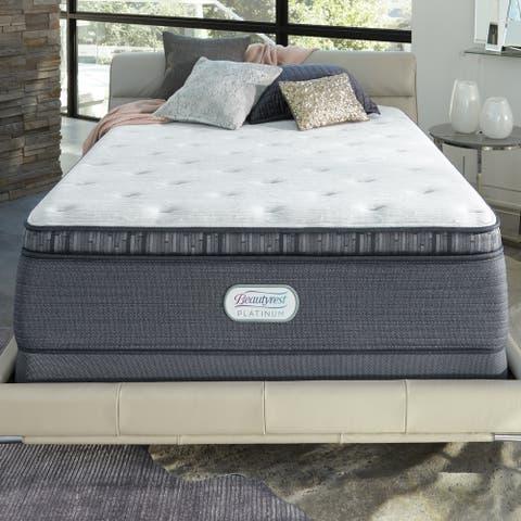 Beautyrest Platinum Spring Grove 15-inch Plush Pillow Top Mattress