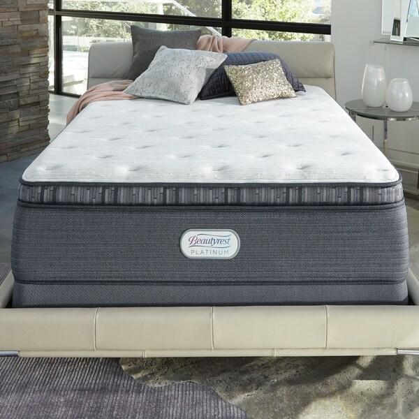 Shop Beautyrest Platinum Spring Grove 15 Inch Plush Pillow