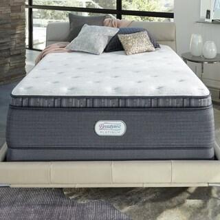 Beautyrest Platinum Spring Grove 15-inch Firm King-size Innerspring Pillow Top Mattress
