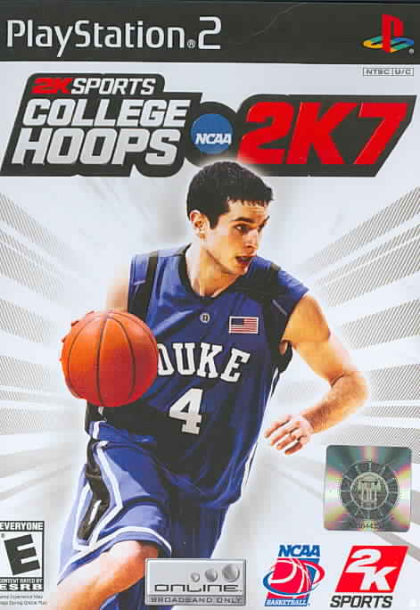 PS2 - College Hoops 2K7