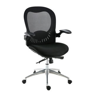 EdgeMod Xavier Office Chair in Mesh, Black