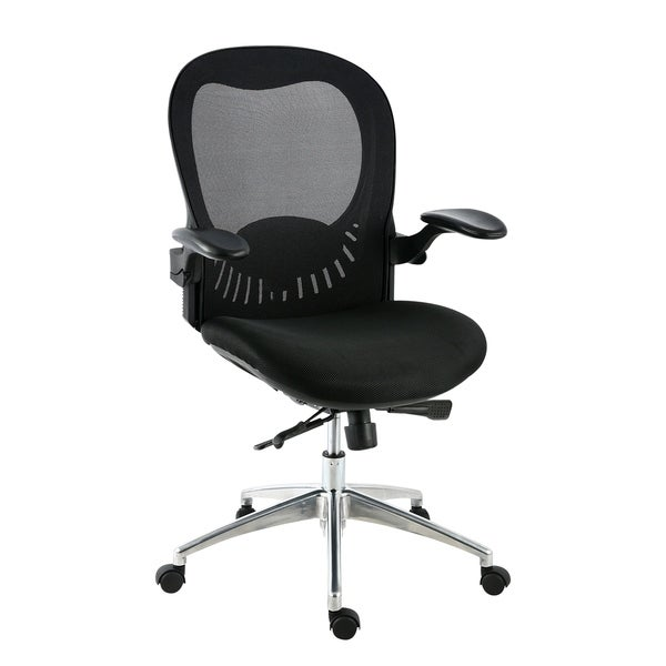 EdgeMod Xavier Office Chair in Mesh, Black
