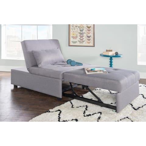 Boone Sofa Bed Grey