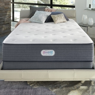 Beautyrest Platinum Jaycrest 13-inch Plush Mattress Set