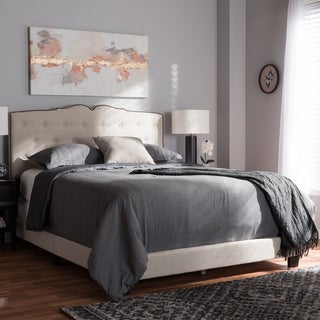 Copper Grove Gilnockie Contemporary Fabric Bed