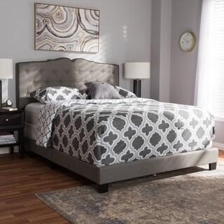 Copper Grove Gilnockie Contemporary Fabric Bed