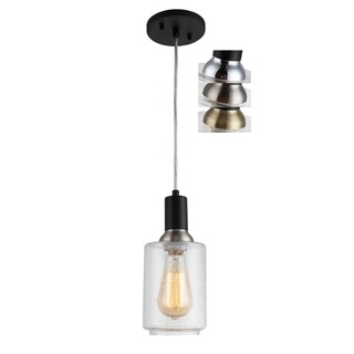 Woodbridge Lighting 19123BATWL-C10515 Blake Mini-Pendant w/ ST64 Bulb