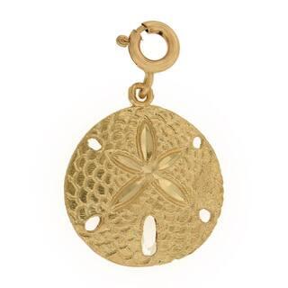 14k Gold Sand Dollar Charm|https://ak1.ostkcdn.com/images/products/2120115/P10400241.jpg?impolicy=medium