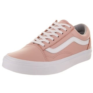 Vans Unisex Old Skool (Leather) Skate Shoe