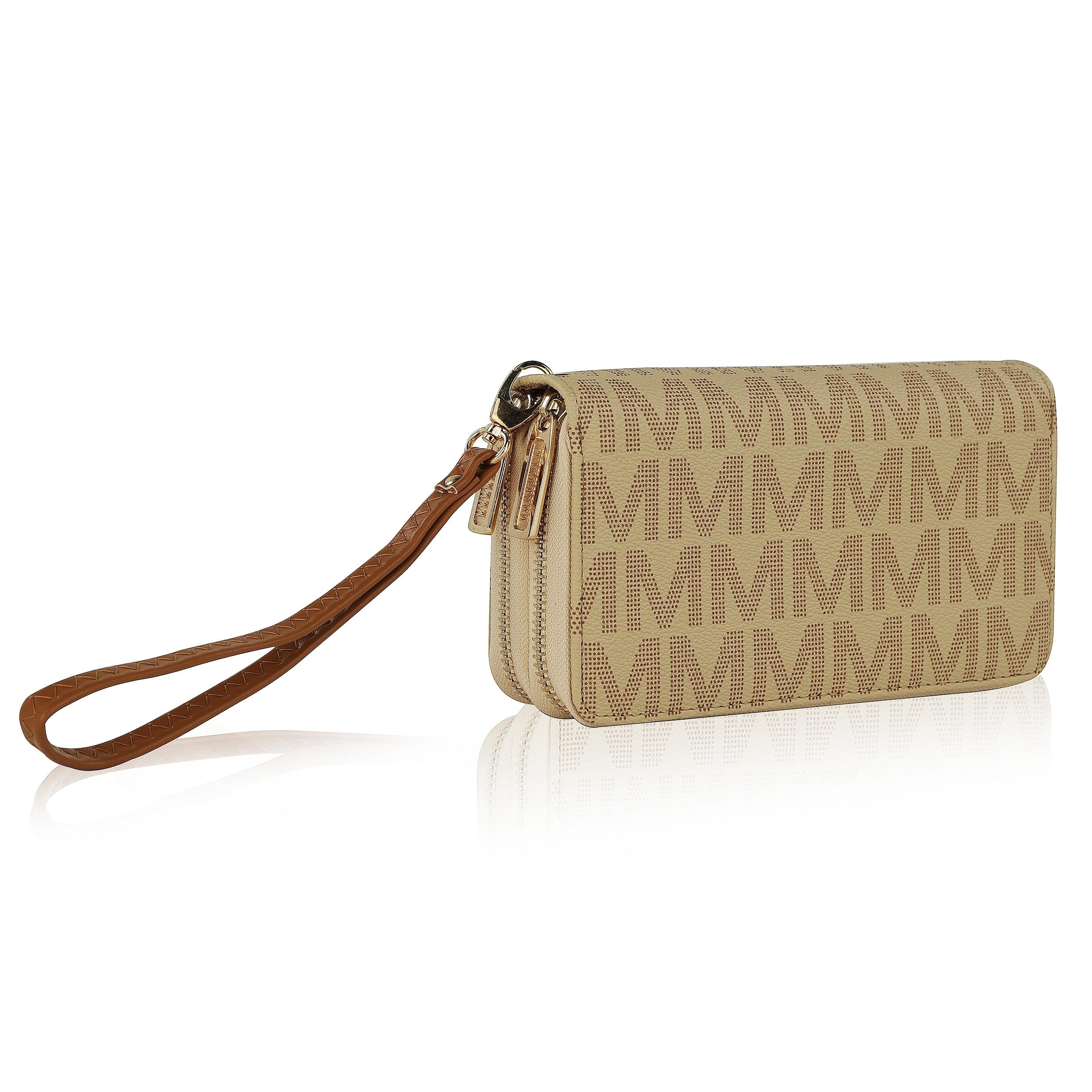 e5e9d6c7b5d1 Buy Beige Women's Wallets Online at Overstock | Our Best Wallets Deals