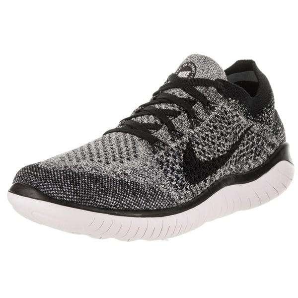 5ba0c315f7af9 Shop Nike Women s Free Rn Flyknit 2018 Running Shoe - Free Shipping ...