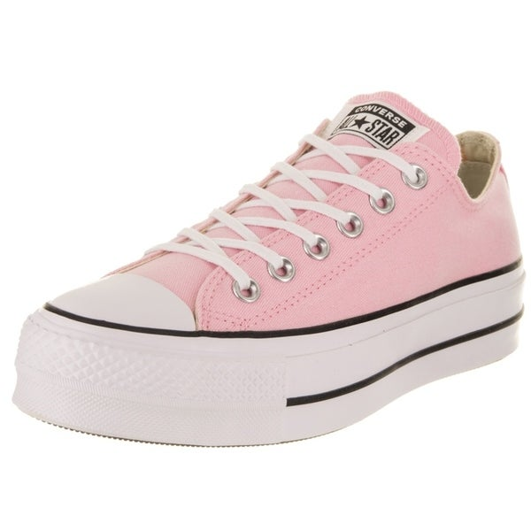 6e699ff9374 Shop Converse Women s Chuck Taylor All Star Lift Ox Casual Shoe ...