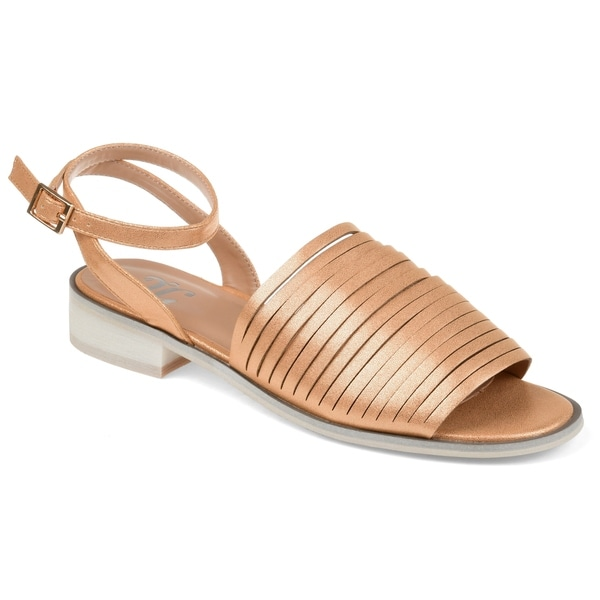 a443140ed7ce Shop Journee Collection Women s Louise Sandals - Free Shipping Today ...