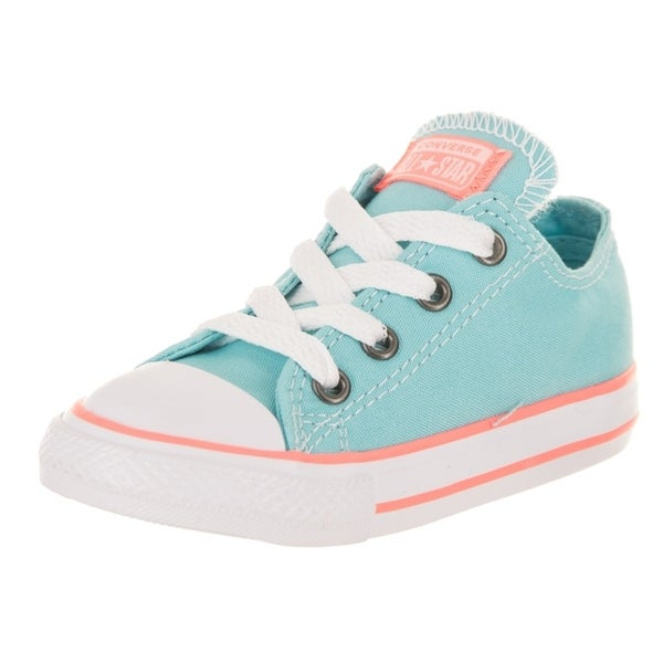 6793fd35a0e6 Shop Converse Toddlers Chuck Taylor All Star Ox Casual Shoe - Free ...