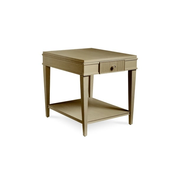 Shop A R T Furniture Roseline Liam Drawer End Table Free Shipping