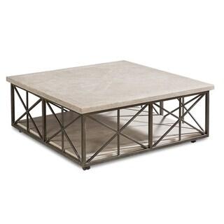 A.R.T. Furniture Arch Salvage Burton Cocktail Table - Mist