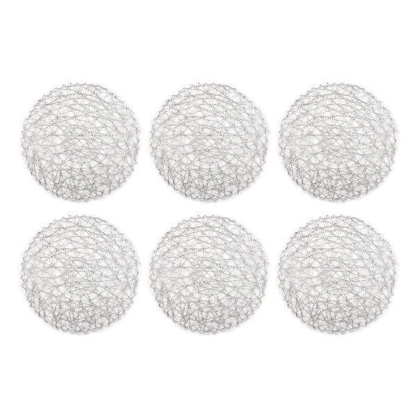 Shop Design Imports Woven Paper Kitchen Placemat Set (Set
