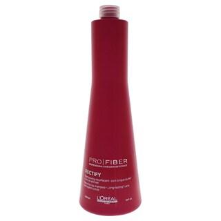 L'Oreal Professional Pro Fiber Rectify 34-ounce Shampoo