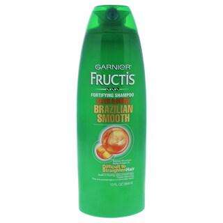 Garnier Fructis Sleek & Shine Brazilian Smooth 13-ounce Shampoo