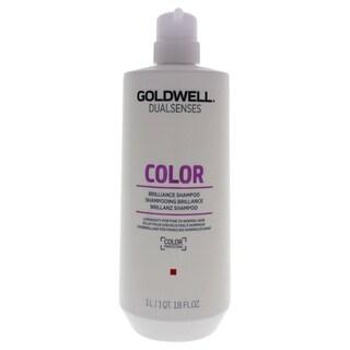 Goldwell DualSenses Color 33.8-ounce Brilliance Shampoo