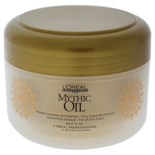 L'Oreal Mythic Oil 6.7-ounce Nourishing Masque