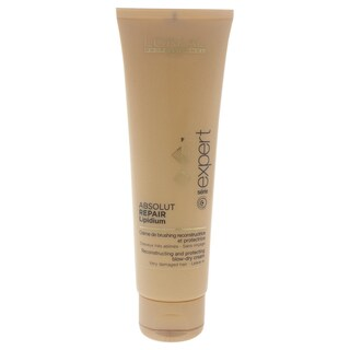 L'Oreal Professional Absolut Repair Lipidium Reconstructing & Protecting 4.2-ounce Blow Dry Cream