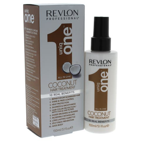 Revlon Uniq One 5.1-ounce Coconut Hair Treatment