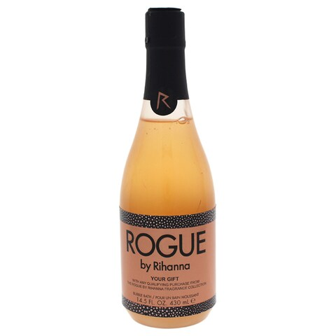 Rihanna Rogue Women's 14.5-ounce Bubble Bath