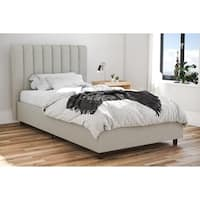 Novogratz Brittany Upholstered Bed