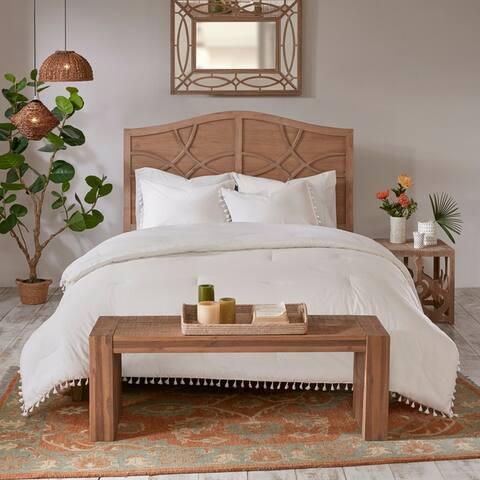 Madison Park Daisi Cotton Comforter Set 2-Color Option