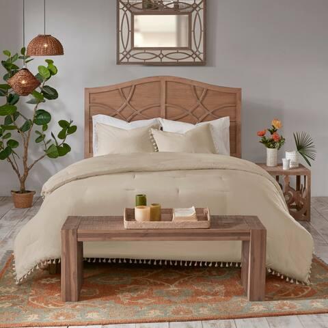 Madison Park Daisi Cotton Comforter Set