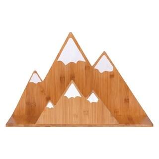Mountain Wall Shelf