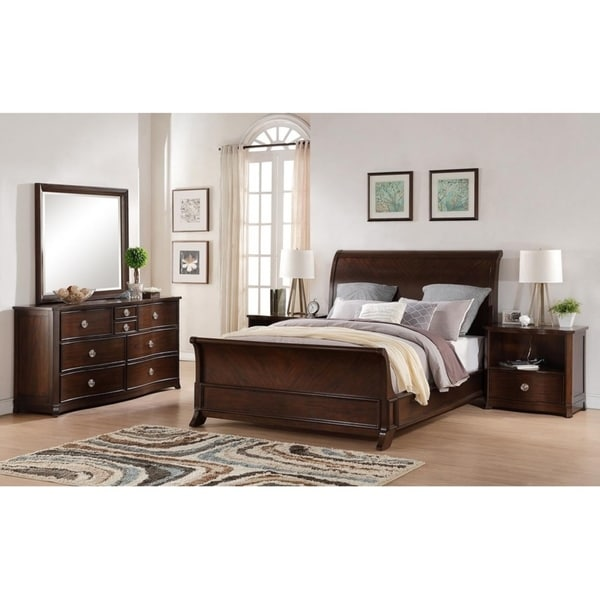 shop bordeaux 5pc king size bedroom set free shipping today overstock 21213787