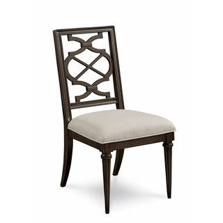 A.R.T. Furniture Morrissey Blake Side Chair - Thistle (Sold As Set of 2)