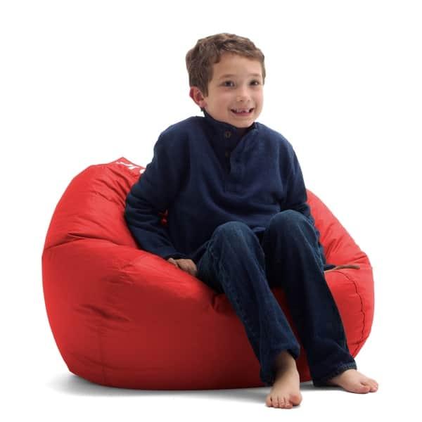 Surprising Shop Big Joe Kids Classic 98 Bean Bag Chair Free Shipping Cjindustries Chair Design For Home Cjindustriesco