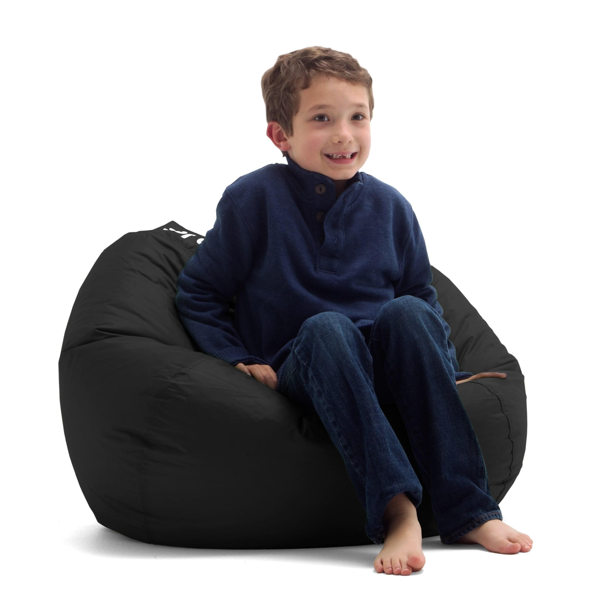 Pleasing Big Joe Kids Classic 98 Bean Bag Chair Cjindustries Chair Design For Home Cjindustriesco