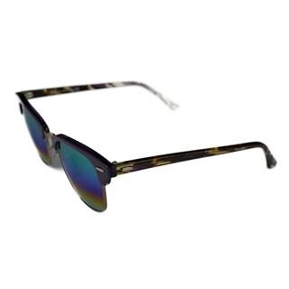 RayBan Clubmaster Sunglasses - Purple - Medium