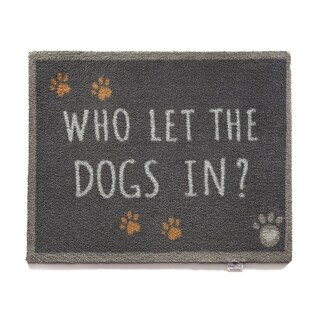 "Hug Rug Eco-friendly Dirt Trapper Washable Accent Rug - 2'2"" x 2'10"""
