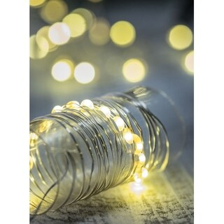 White Decorative LED Light Strand