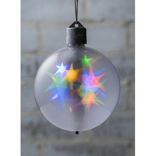 Small Multicolored LED Lighted Sphere