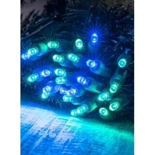 Blue & Green Decorative LED Light Strand