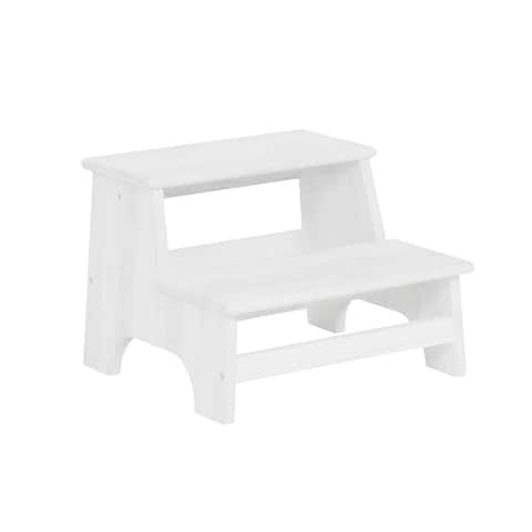 Tristan Bed Step White