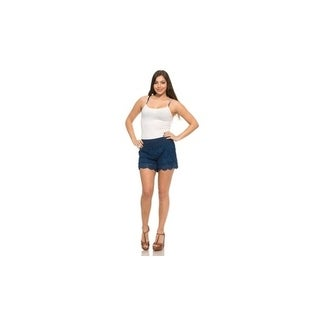 Ladies Cotton Crochet Shorts