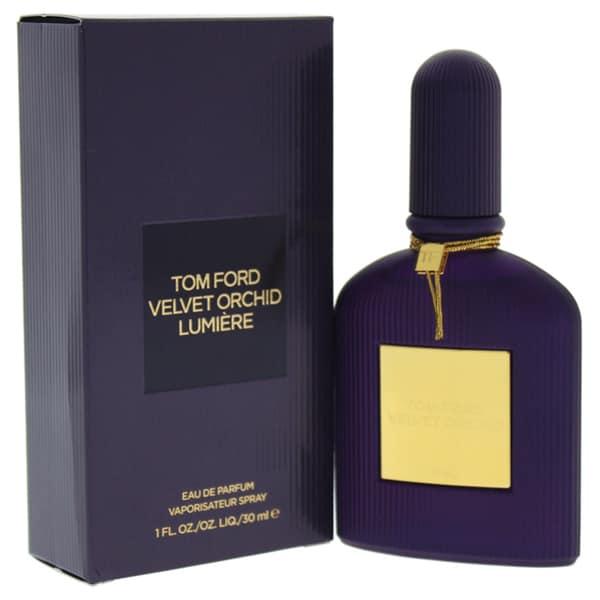 Shop Tom Ford Velvet Orchid Lumiere Women s 1-ounce Eau de Parfum Spray -  Free Shipping Today - Overstock.com - 21214618 0c2c486990f5
