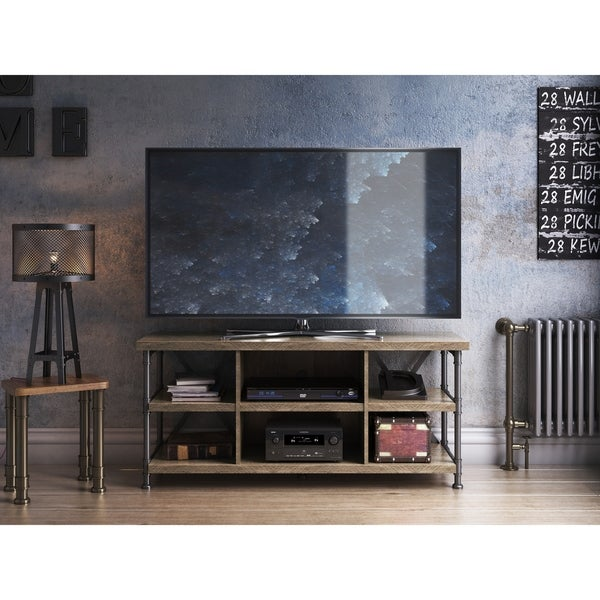 Shop Irondale Open Architecture Tv Stand For Tvs Up To 60 Inches