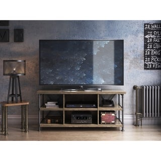 Irondale Open Architecture TV Stand for TVs up to 60 inches, Autumn - 54 inches in width